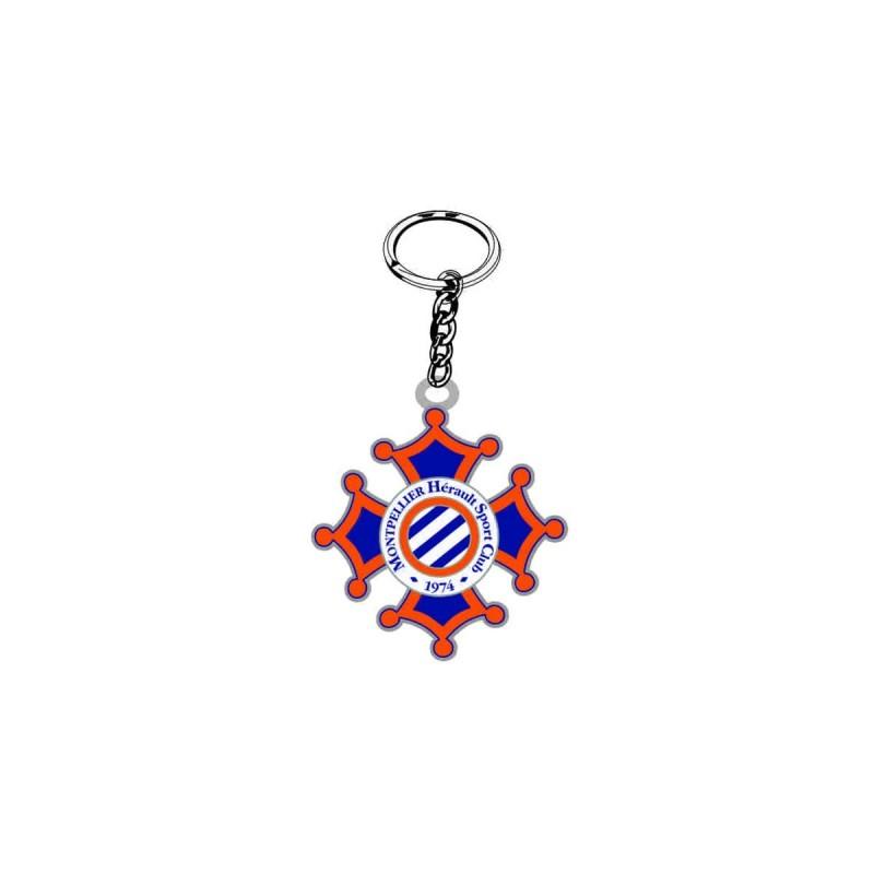 Porte clé Croix MHSC
