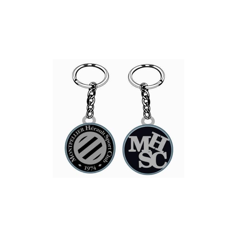 Porte clé Logo Noir MHSC