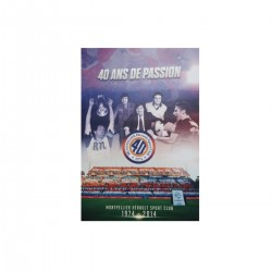 DVD 40 ans de Passion