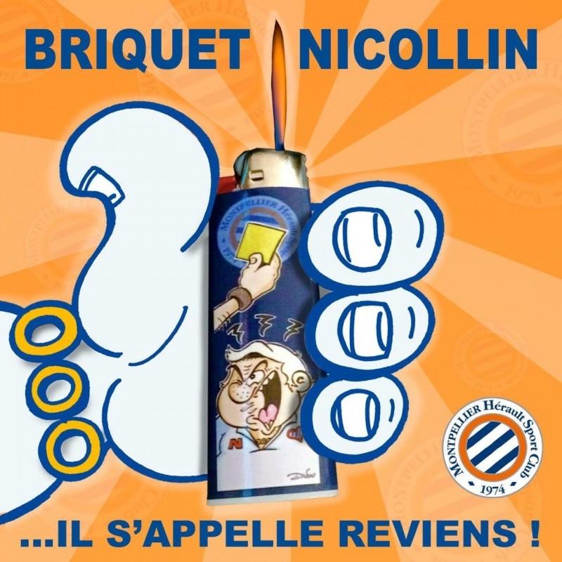 Briquet Louis Nicollin