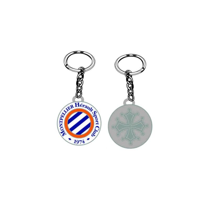 Porte clé logo MHSC