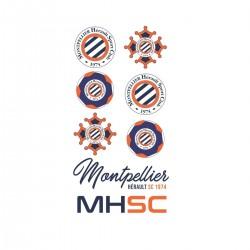 Planche stickers MHSC