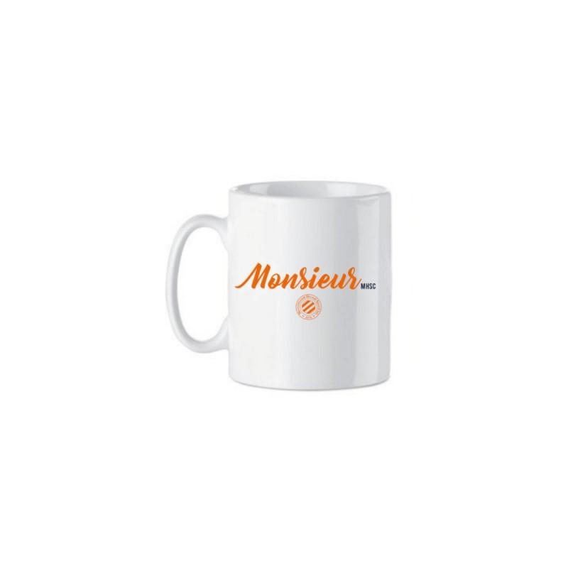 Mug Monsieur MHSC