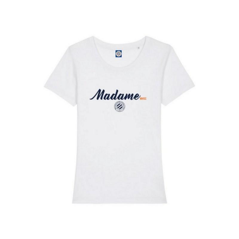 T-shirt Madame MHSC