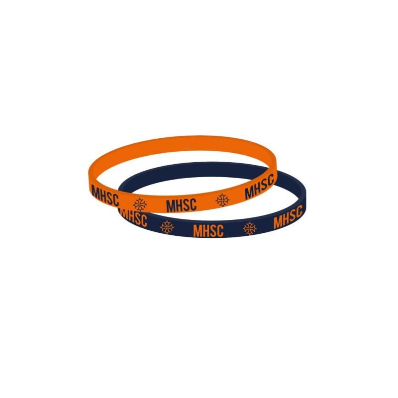 Bracelets silicone MHSC