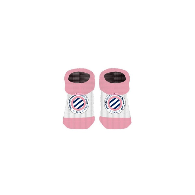 Chaussons fille MHSC