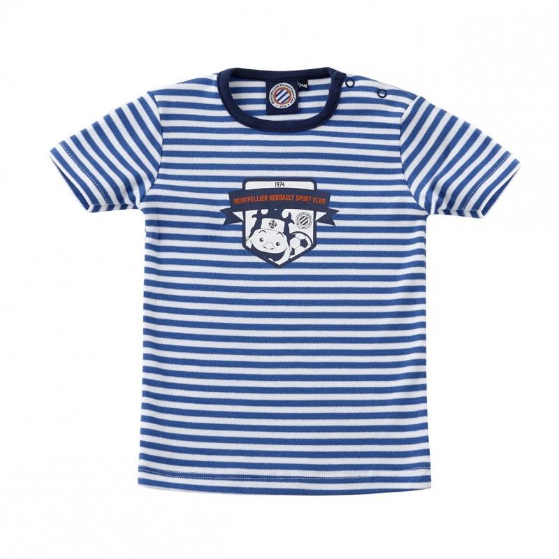 T-shirt bébé MHSC