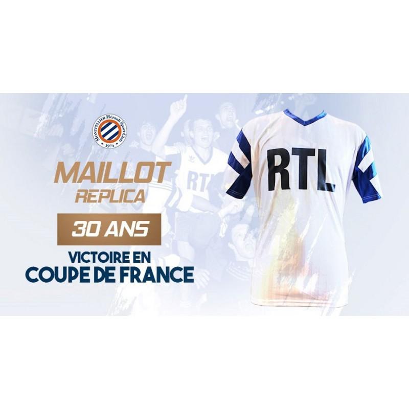 Maillot Vintage MHSC