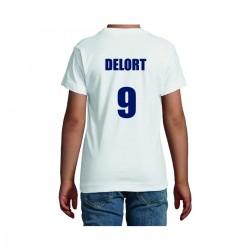 T-shirt joueur DELORT 9 MHSC