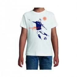 T-shirt joueur MOLLET 25 MHSC