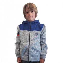 Veste zippée à capuche junior MHSC