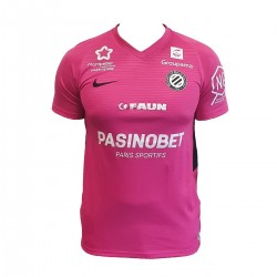 Maillot octobre rose 2020/2021 MHSC