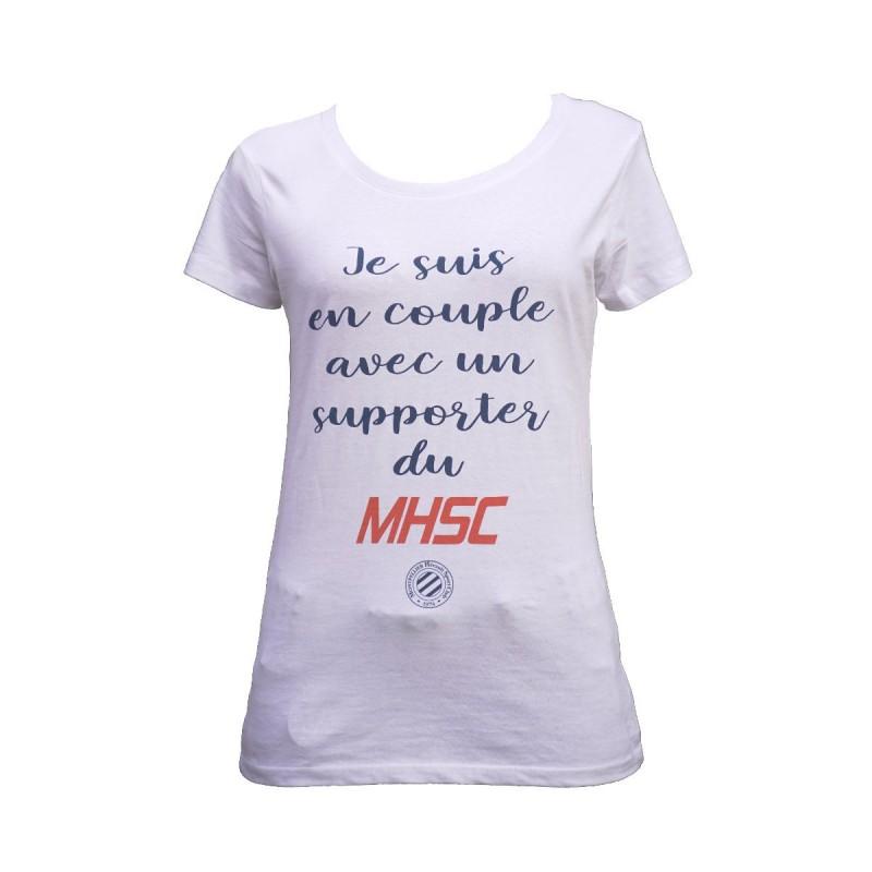 T-shirt bio MHSC