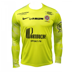 Maillot gardien 2021/2022 MHSC
